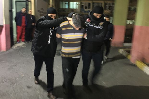 Hakan Fidan'ı ifadeye çağıran savcı gözaltında