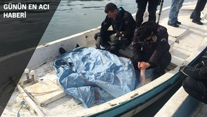 Kayıp balıkçı Muharrem Şen'in cansız bedenine ulaşıldı