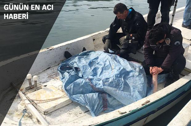 Samsun'da kayıp balıkçı Muharrem Şen'in cansız bedenine ulaşıldı