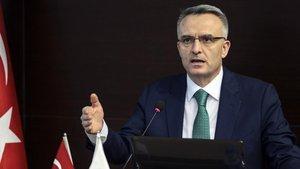 Maliye Bakanı Naci Ağbal ekonomiye ilişkin önemli açıklamalarda bulundu