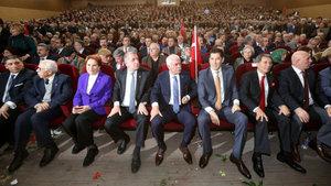 MHP'li muhaliflerden 'Türk Milliyetçileri Hayır Diyor' buluşması