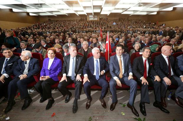 MHP'li muhalifler 'hayır' kampanyasını başlattı
