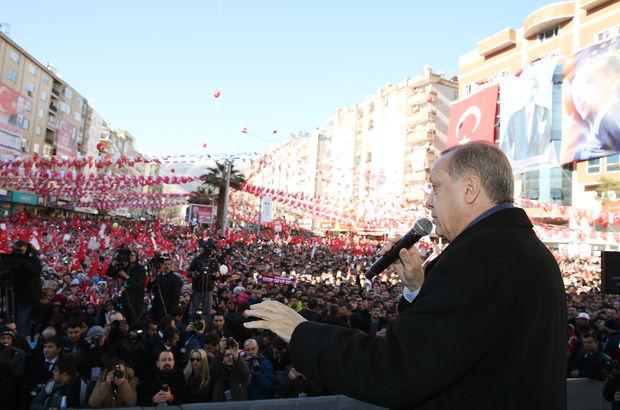 Erdoğan: HDP'ye oy veren kardeşlerime de sesleniyorum