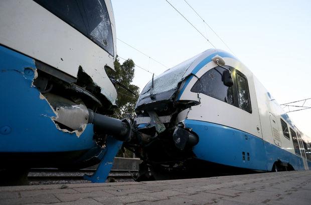 Belçika'da tren kazası: 1 ölü, 13 yaralı