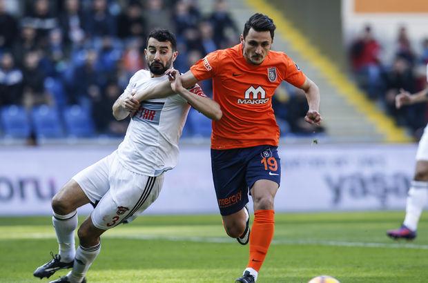 Medipol Başakşehir: 0 - Gaziantepspor: 0 | MAÇ SONUCU