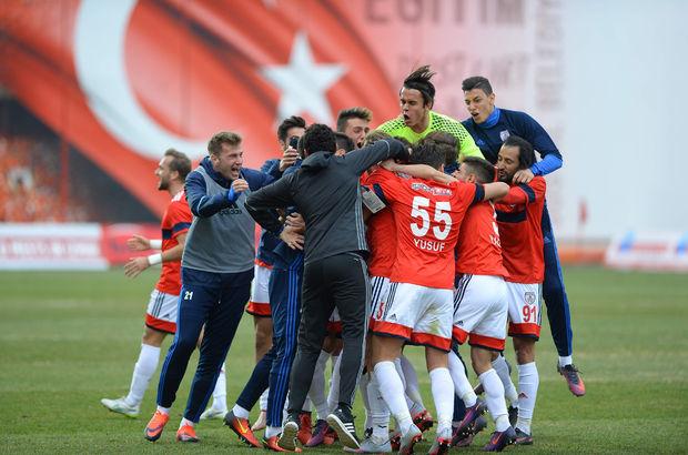Altınordu: 2 - Adana Demirspor: 1