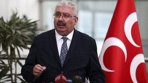 Semih Yalçın: Bize AK Parti'den gelen resmi, somut bir teklif yok