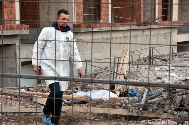 12. kattan düşen işçi hayatını kaybetti