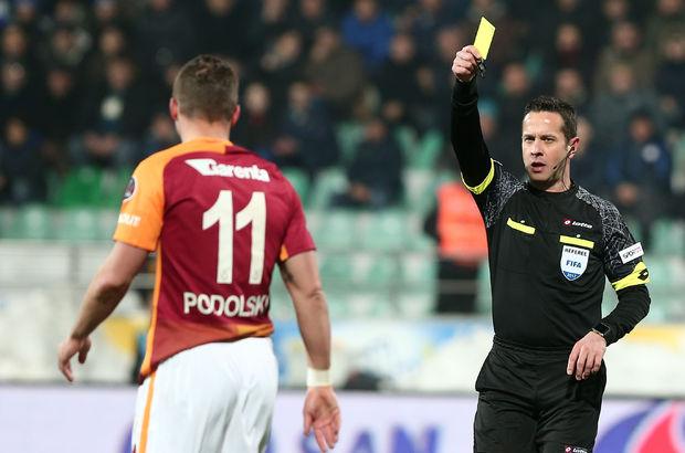 Podolski'den tartışma yaratan hareket