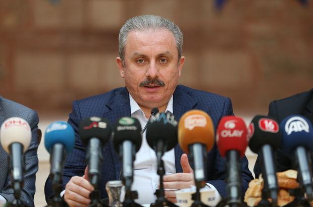 Mustafa Şentop: CHP olmayan bazı düzenlemeleri varmış gibi gösteriyor