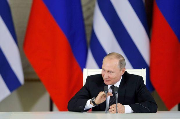 Putin imzaladı! Vizesiz girebilecekler