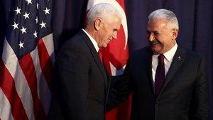 ABD Başkan Yardımcısı: Türkiye ile ilişkilerde yeni başlangıç yapmayı arzuluyoruz