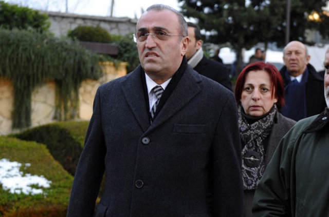Abdürrahim Albayrak, Galatasaray başkan adaylığını açıkladı