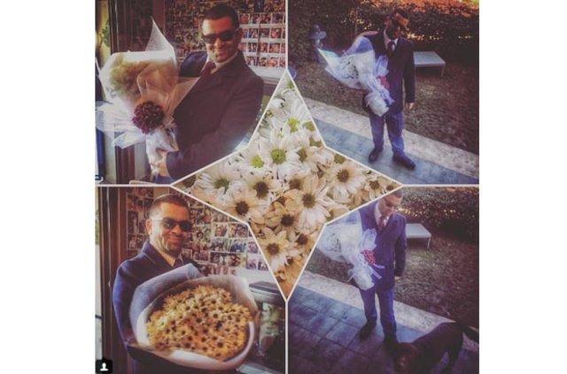 Bülent Şakrak'tan eşi Ceyda Düvenci'ye ikinci evlenme teklifi