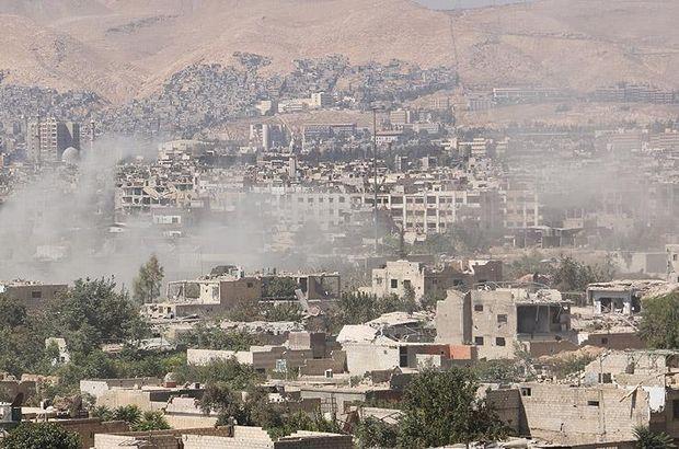 Esed güçleri Şam'da cenaze töreni alanına saldırdı: 17 ölü, 54 yaralı