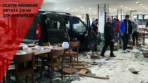 Bursa'da bir araç restorana girdi: 2'si ağır 11 yaralı