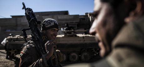 İbadi: Musul'un batı yakasını DEAŞ'tan kurtarma operasyonu başladı