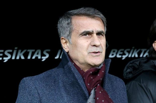 Şenol Güneş'in aklı Galatasaray derbisinde