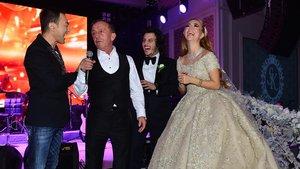 Ali Ağaoğlu'ndan kızına Uludağ'da ikinci düğün