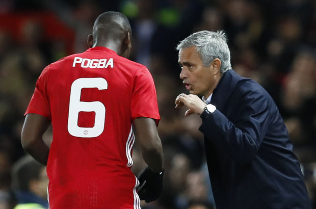 Jose Mourinho: Pogba'yı ucuza aldığımızı görecekler