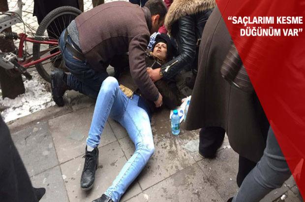 Eskişehir'de başına pencere düşen Gamze Kara'nın tedavisi sürüyor