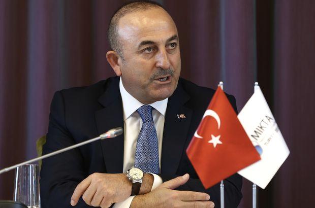 Çavuşoğlu KKTC'ye gidiyor