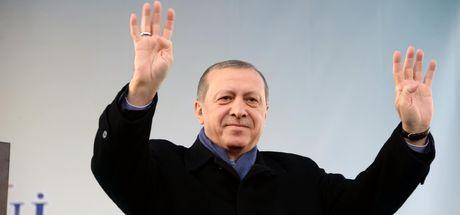 Erdoğan: 16 Nisan yeniden doğuş ve dirilişin tarihi olacak