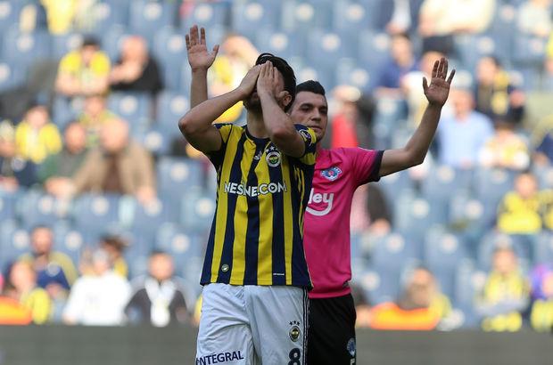 Fenerbahçe: 0 - Kasımpaşa: 0 | MAÇ SONUCU