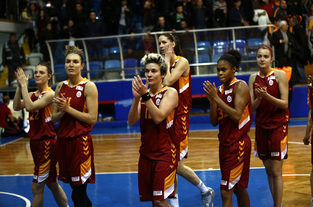 Galatasaray: 60 - Yakın Doğu Üniversitesi: 81