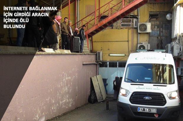 Gaziantep'te Suriyeli gencin sır ölümü