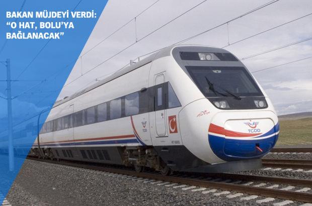 Eskişehir'e Yüksek Hızlı Tren geliyor!
