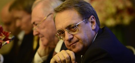 Rusya Dışişleri Bakan Yardımcısı Mihail Bogdanov Irak'ta
