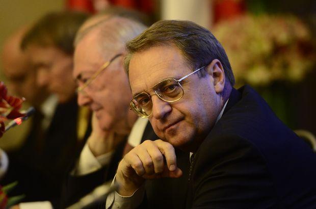Rus Dışişleri'nden, Irak Cumhurbaşkanı'na ziyaret