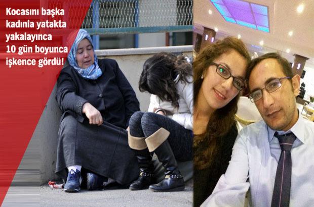 Cemile Şentürk, eşi Vural Şentürk tarafından Antalya'daki kardeşinin evine girerken öldürüldü