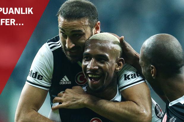 Beşiktaş: 3 - Akhisar Belediyespor: 1   MAÇ SONUCU