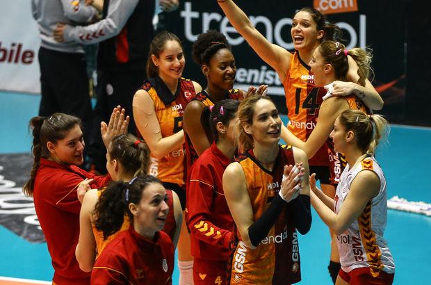 Galatasaray: 3 - Beşiktaş: 0