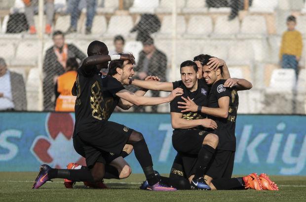Adanaspor: 1 - Osmanlıspor: 5 | MAÇ SONUCU
