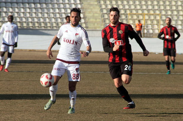 Elazığspor: 0 - Eskişehirspor: 0