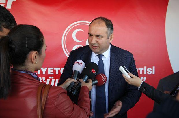 """""""Türk milliyetçilerinin karargah noktası MHP'dir"""""""
