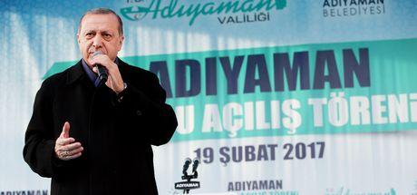 Cumhurbaşkanı Erdoğan'ın Bursa programı ertelendi