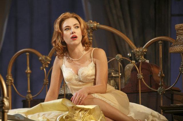 Scarlett Johansson: Tek eşlilik doğal değil