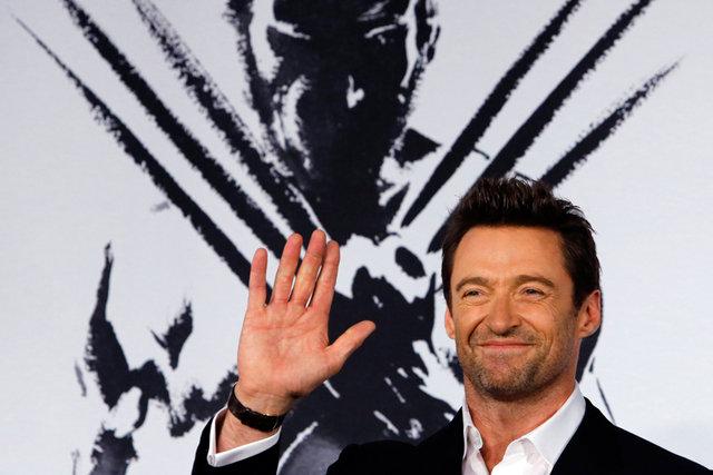 Hugh Jackman: Sette çok ağladım