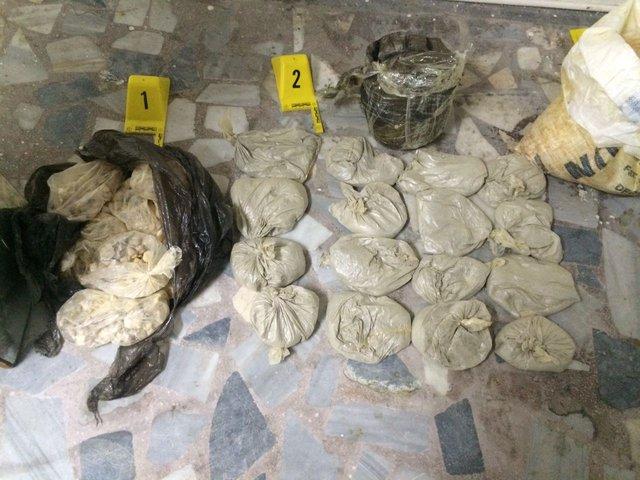 İstanbul'da 112 kilogram patlayıcı ele geçirildi