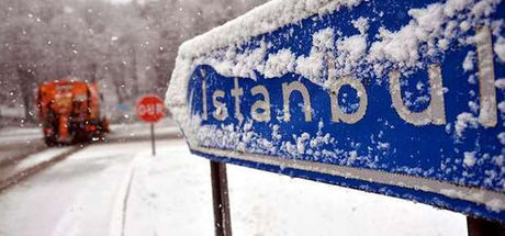 İstanbul'da buz gibi havada 'doğalgaz ambargosu' mahkemelik oldu