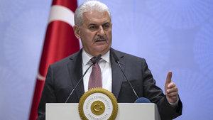 Başbakan Yıldırım: Rakka'da El Bab'daki mücadele stilimiz neyse aynısı olacak