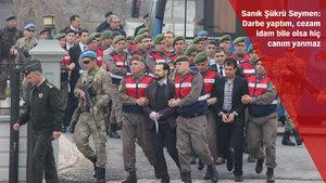 Erdoğan'a suikast girişiminde bulunan darbeciler hakim karşısında