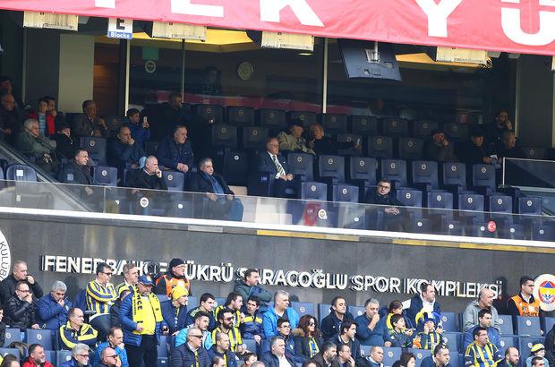 Fenerbahçeli taraftarlardan yönetime protesto
