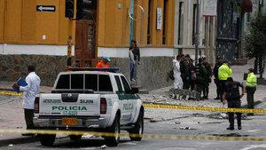 Boğa güreşi alanına bombalı saldırı: 1 ölü 30 yaralı