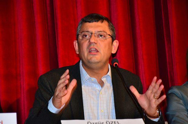 CHP'li Özgür Özel: Kemal Kılıçdaroğlu da olsa başkanlık sistemine karşıyız