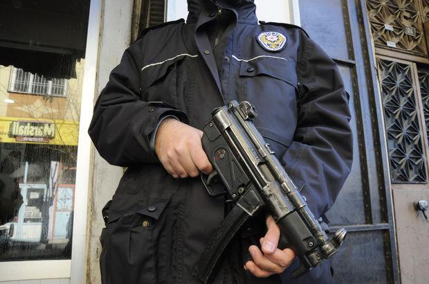 İçişleri Bakanlığı: 268 operasyonda 1067 kişi gözaltına alındı